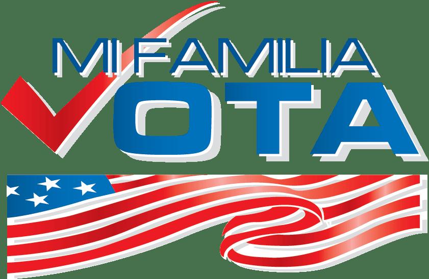 Mi Familia Vota Logo