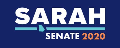 Sarah for Georgia Logo