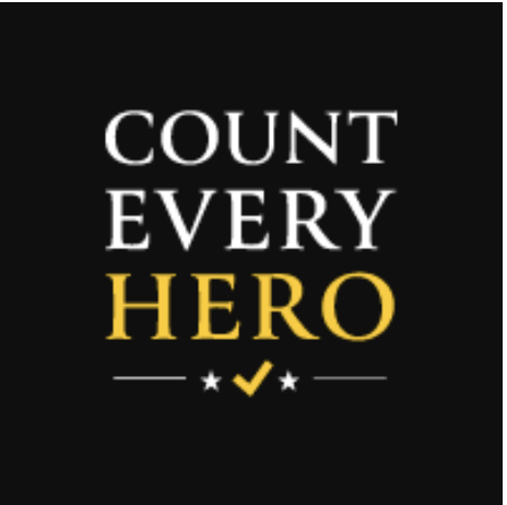 count every hero logo
