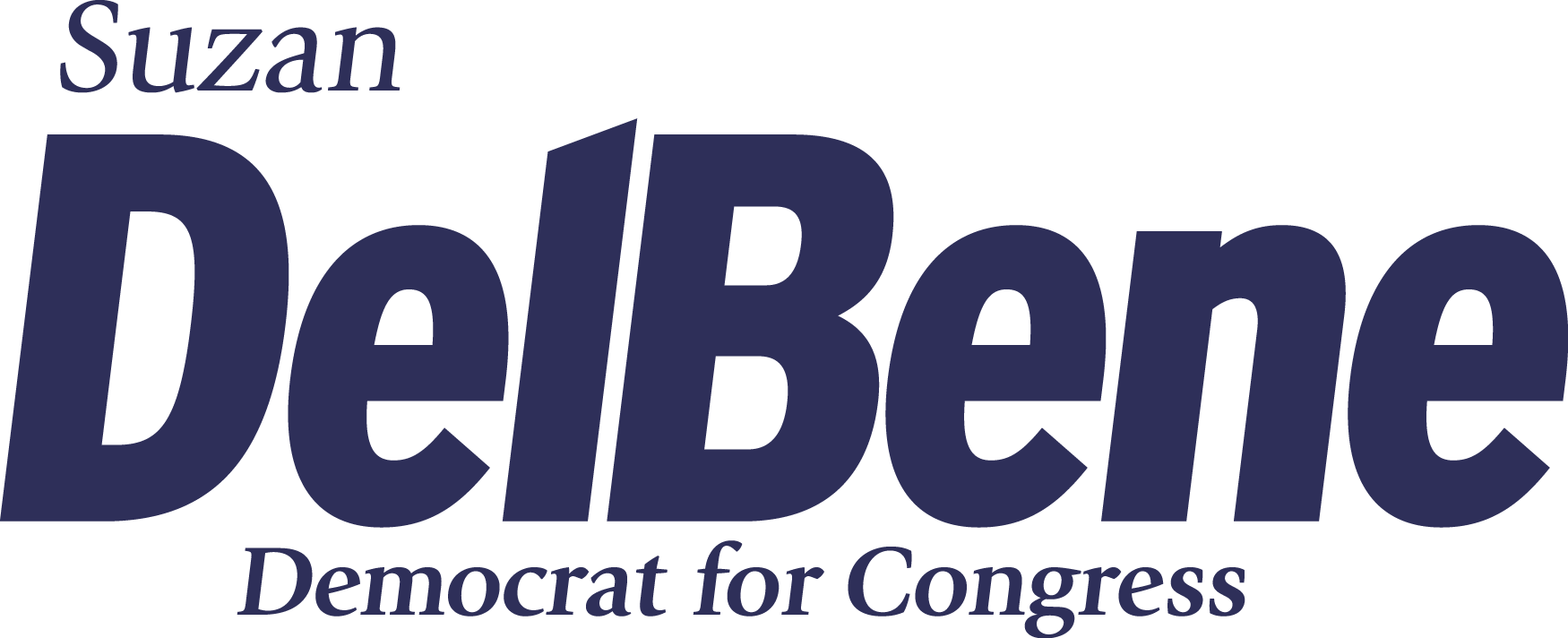 Delbene for Congress Logo