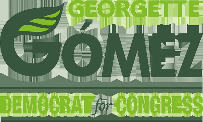 Georgette Gomez logo