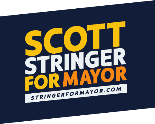 Scott Stringer for Mayor logo