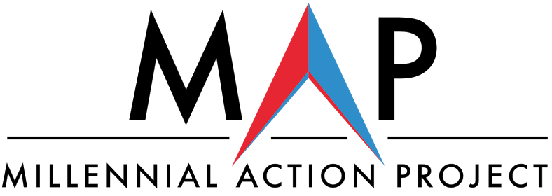 Millenial Action Project logo