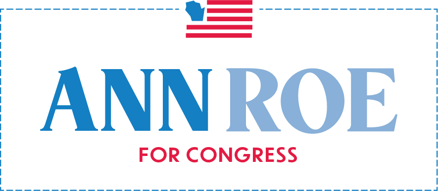 Ann Roe for Congress logo
