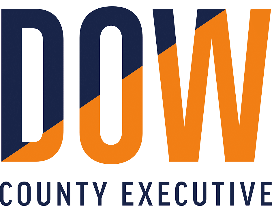 Dow Constantine for King County Executive logo